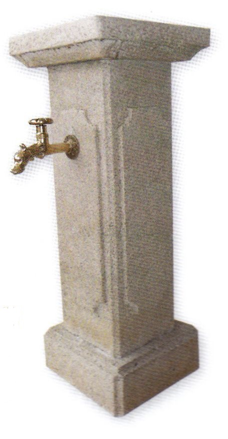 Point d'eau ménestrel à vaison la romaine -> jardinerie du théos