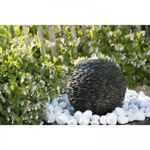 Fontaine de jardin selva ubbink for Bassins de jardin en pierre